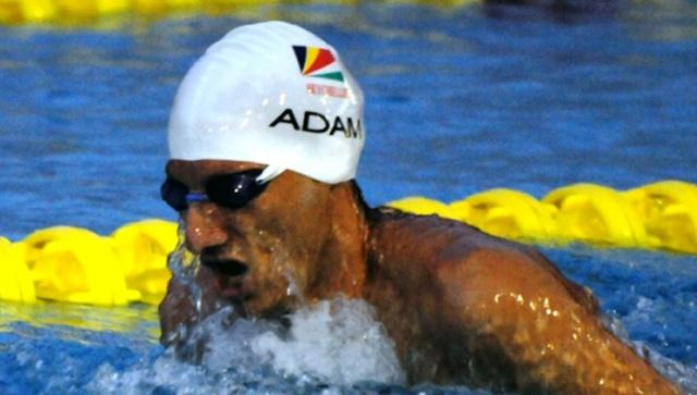 Nageur seychellois bat deux records nationaux