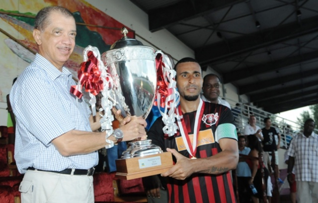St Michel – Seychelles President's Cup Champion for 12th time