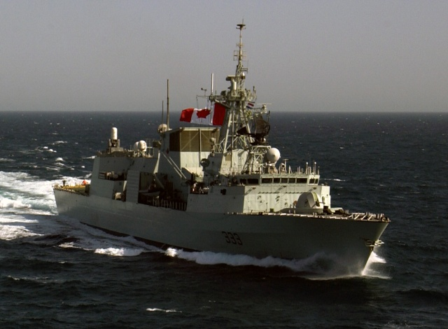 Canadian naval officer died of asphyxia