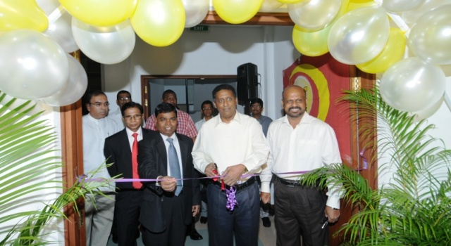 Bank of Ceylon opens first Seychelles branch