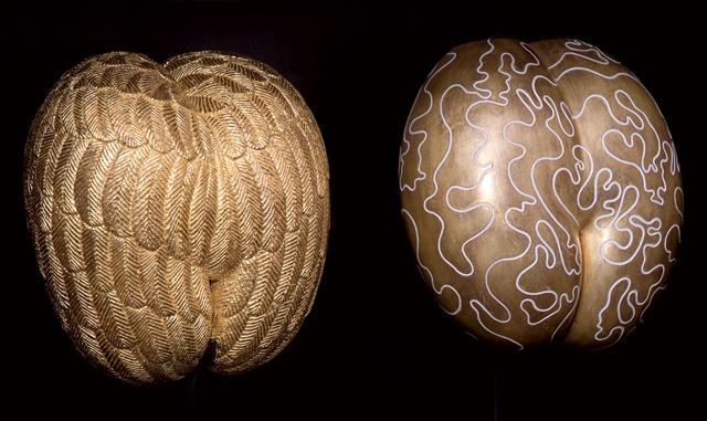 Marie Laure Viébel, sculptrice française amoureuse du coco de mer des Seychelles