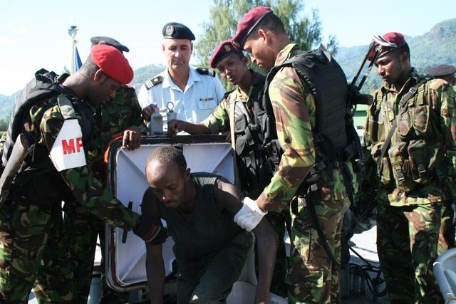 Les pirates somaliens toujours une menace dans l'Océan Indien.