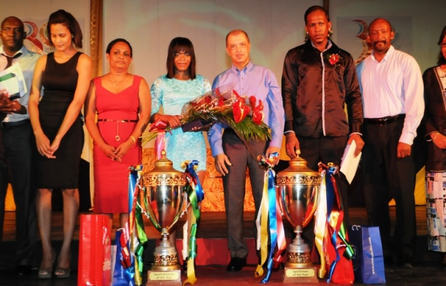 Weightlifter and Judoka clinch top Seychelles Sports Award