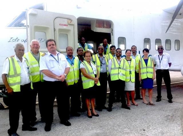 Air Seychelles moves to Inter-island cargo transfer flight