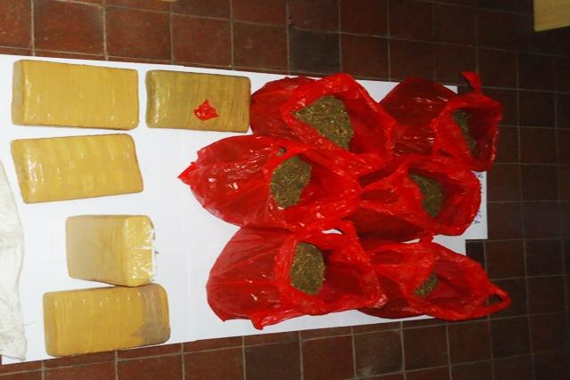 Le NDEA a fait une importante saisie de drogue d'une valeur de 350,000$