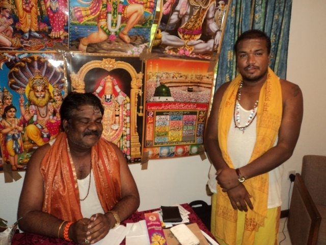 Fortune-tellers fail to sense their imminent arrest in Seychelles