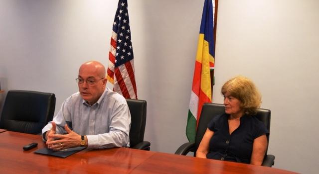 Les États-Unis critiquent la nouvelle loi sur l'ordre public des Seychelles.