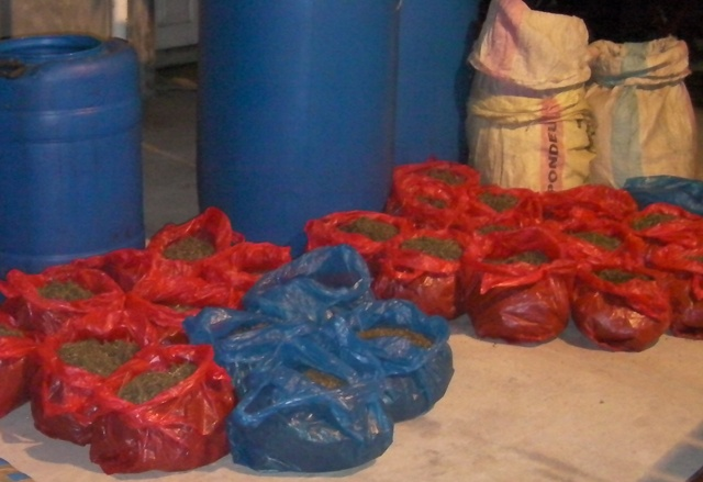 $ 1.6 million worth of drugs seized