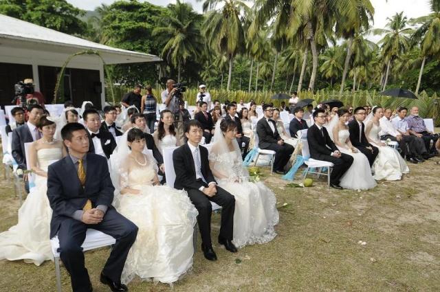 Le marché touristique chinois explose aux Seychelles