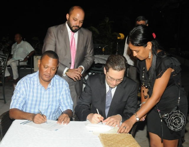 Seychelles bar association signs agreement with Ras Al Khaimah Free Trade Zone