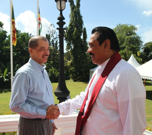 Seychelles-Sri Lanka business forum to boost trade