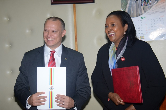 Seychelles and Kenya: diplomats to consult each other more often