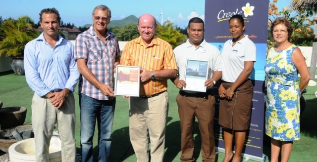 Kuoni UK awards Seychelles DMC as its best agent in the world
