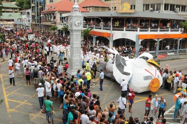 Carnaval des Seychelles : Maurice fait durer le suspense