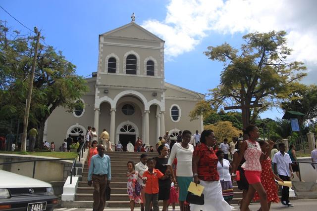 Catholiques et Anglicans seychellois fêtent la Pâques