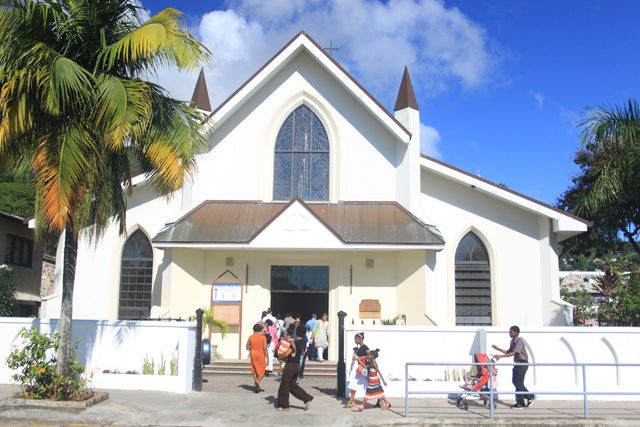 Christians in Seychelles celebrate Easter Sunday