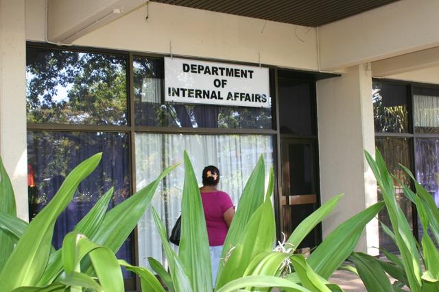 Les premiers examens pour la nationalité seychelloise prévus en mai.