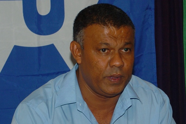 Leader of one of Seychelles' opposition parties resigns