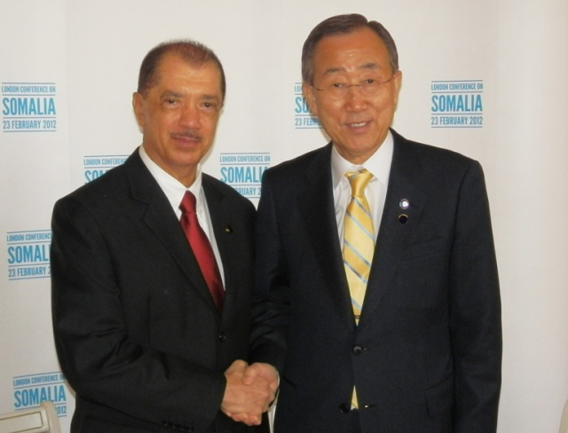 Small, but not insignificant – Ban Ki-moon on small island states