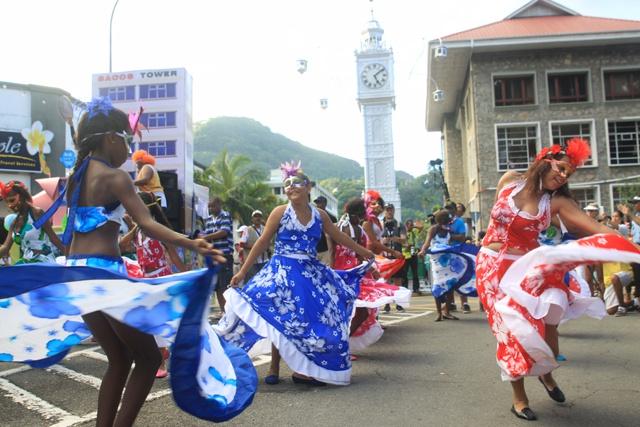 Apothéose des cultures au Carnaval Internationale de Victoria