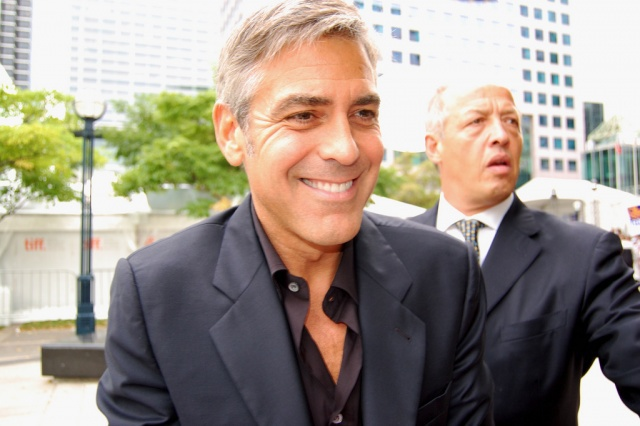 George Clooney engaged!
