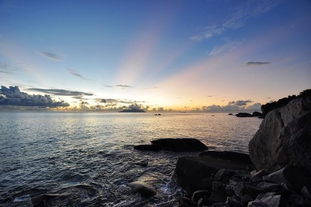 Impacts de l'or noir sur les Seychelles