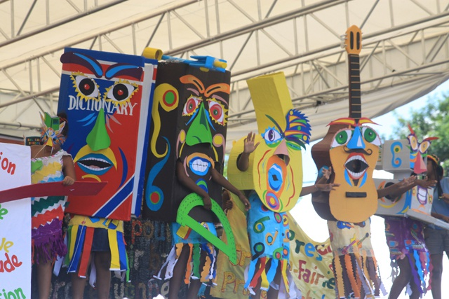 First Seychelles' kiddies carnival impresses crowds