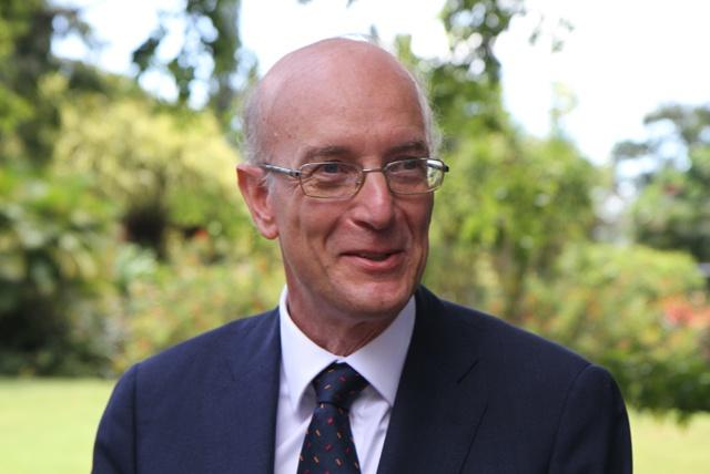 New Italian ambassador proposes Blue Economy promotion