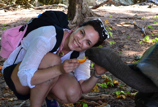 A month on Curieuse island - Serbian volunteer discovers nature in GVI Seychelles programme