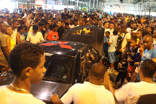 Les plus belles voitures modifiées exposées aux Seychelles