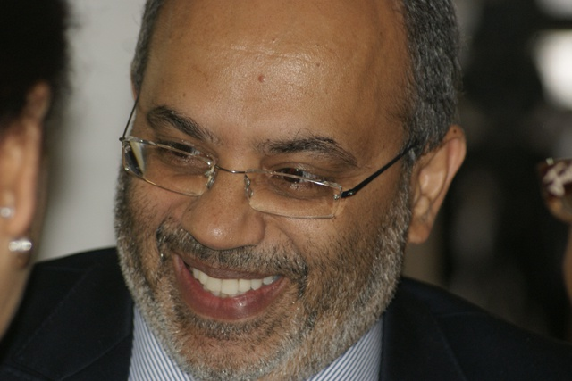 Dr. Carlos Lopes - Executive Secretary- UN Economic Commission for Africa