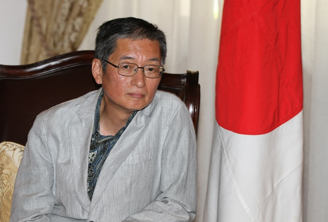 New Japanese ambassador to Seychelles - an 'eco expert'