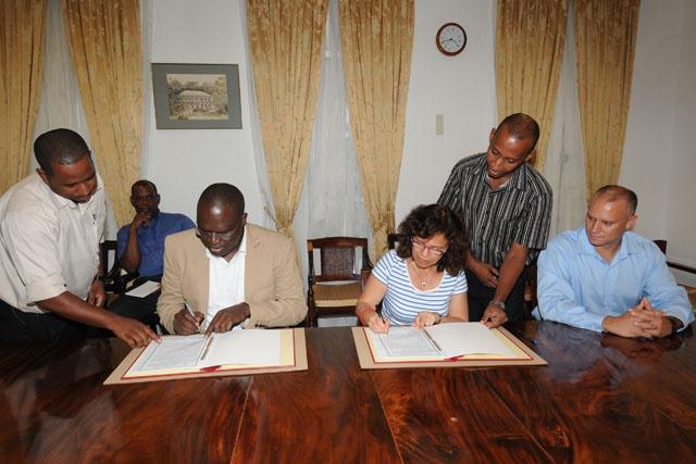 Victoria et Dakar s'unissent pour des échanges culturels