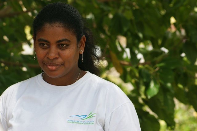 The Lady of the Mangroves - concerned teacher who found solutions in Seychelles nature