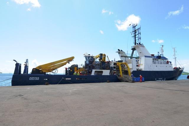 Un nouveau pas dans les recherches de pétrole aux Seychelles