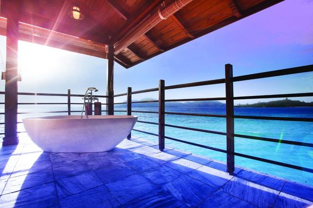 Nouvel hôtel qui vous transporte à l'époque coloniale des Seychelles - Enchanted Island Resort