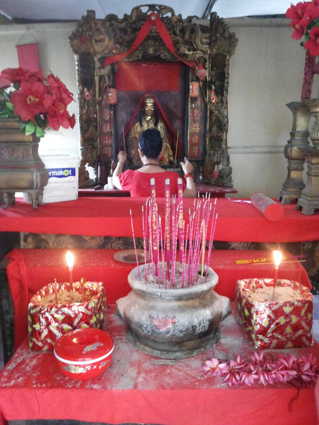 Seychelles' Chinese community bids farewell to old Pagoda