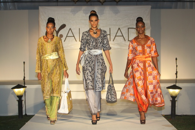 FetAfrik African gala evening dazzles Seychelles public