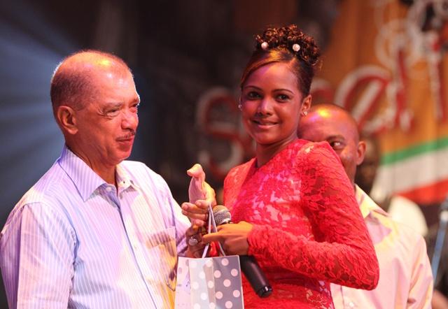 Le talent de Shama Damoo et d'Audrey Philoé: gagnantes de 'Seychelles a du Talent'