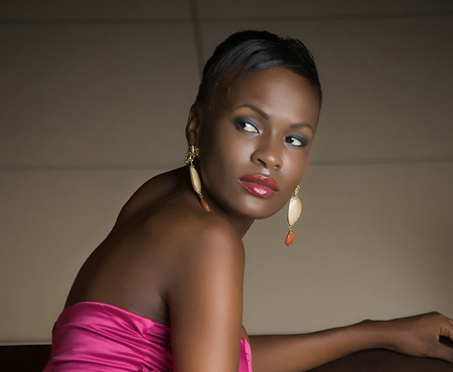 """You should always remain confident even if you end up winning or losing"" Miss Seychelles Contestant 12 Ronda Sidonie"