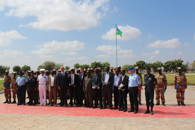 New skills for Somali law enforcement officers – EUCAP Nestor