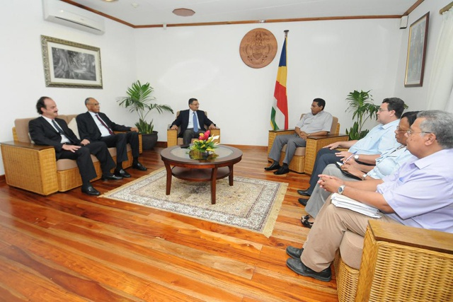 Kuwait Fund provides $ 10 million for two educational projects in Seychelles
