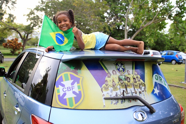 FIFA World Cup fever hits Seychelles – Brazil, one of the favourite of the islanders