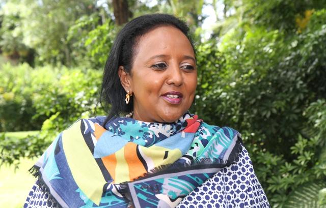Kenya's top diplomat Amina Mohamed visits Seychelles - Tourism and trade to get boost