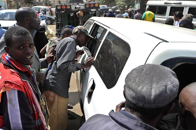 Attaques au Kenya : atroce selon le président des Seychelles