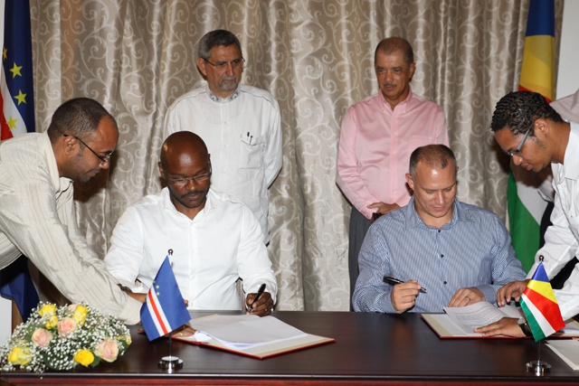 Two island states plan tourism exchanges: Seychelles- Cabo Verde bilateral talks