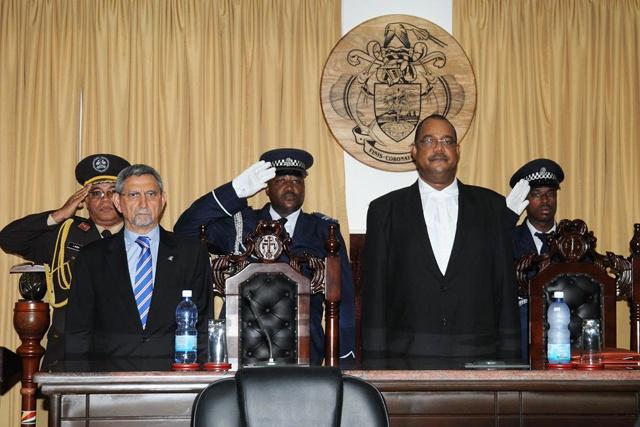 « Nous avons beaucoup à apprendre de l'expérience des Seychelles » dit le président du Cabo Verde