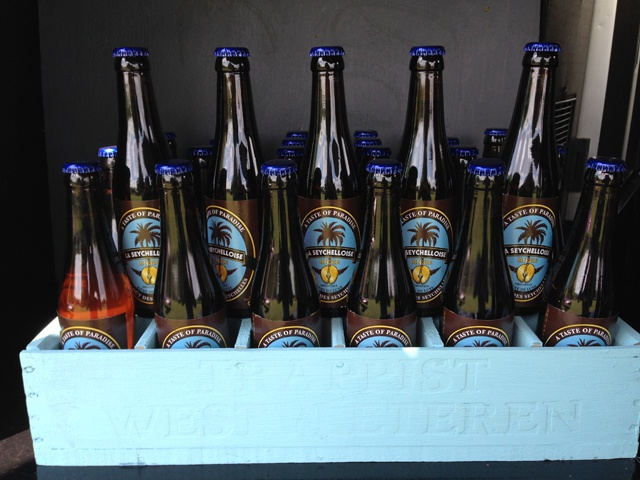 "Marriage made in beer heaven: Seychelles inspired ""La Seychelloise beer"" hits the Belgian market"