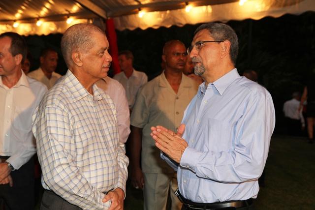 Le président Michel : les Seychelles et le Cabo Verde vivent un moment historique de leurs relations