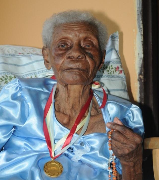 Seychelles loses third centenarian woman